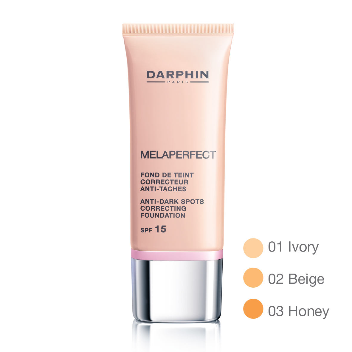 Melaperfect puder- Honey