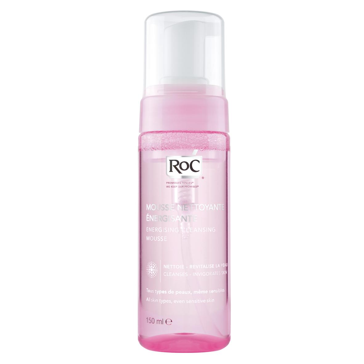 RoC energetska pena za pranje lica