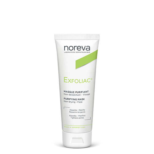 Exfoliac purifying mask 50ml