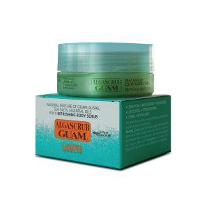 Guam Alga scrub - piling za telo