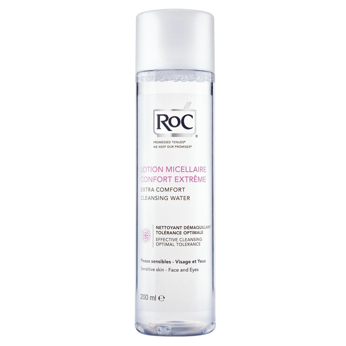 RoC micelarna voda za čišćenje lica i zone oko oka