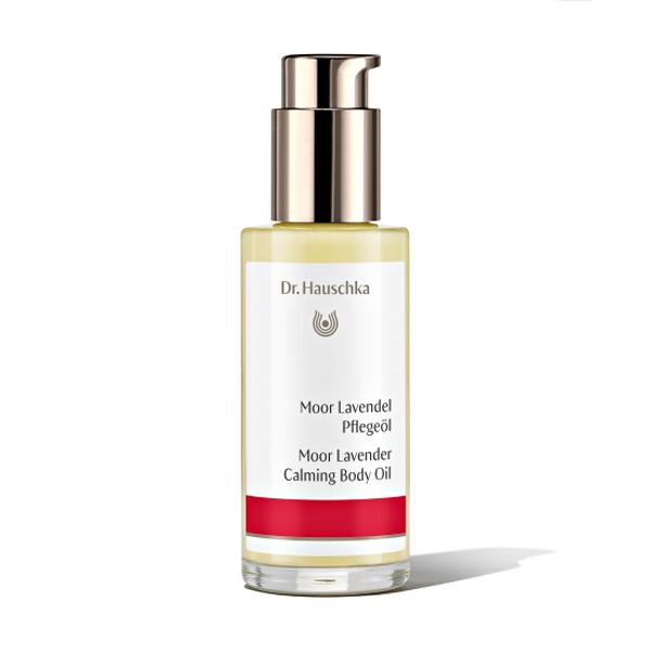 Moor Lavender Calming Body Oil 75ml DE-GB_Office