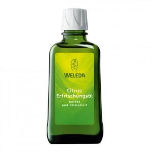 Osvezavajuce ulje za telo od Citrusa