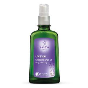 Weleda Lavender oil
