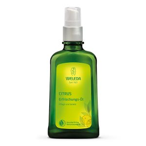 Weleda Citrus oil