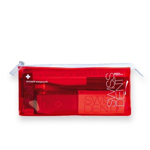 Swissdent Emergency Kit red