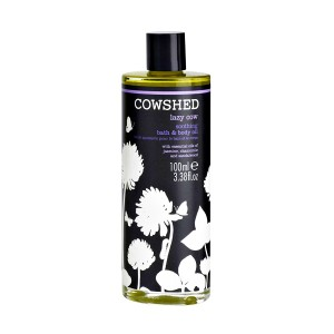cowshed lazy cow bath & body oil
