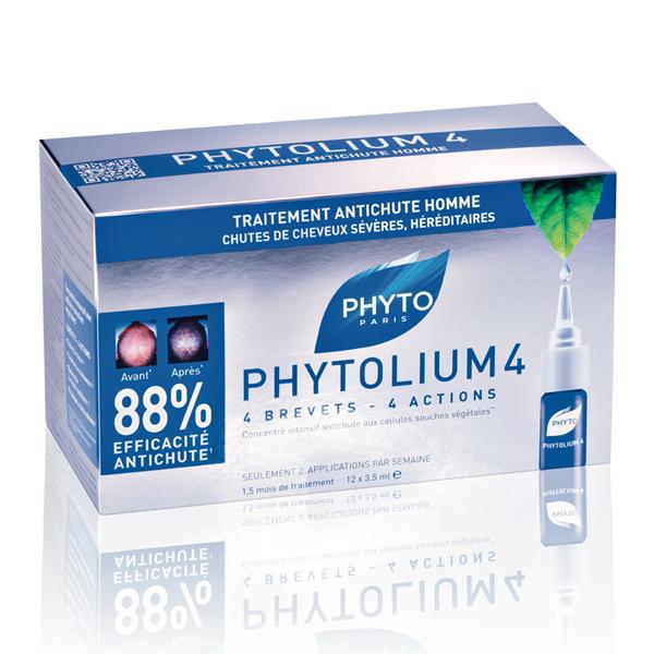 Phytolium 4 tretman za tanku kosu kod muškaraca