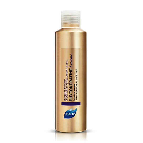 Phytokeratine Extreme šampon za veoma oštećenu , krtu i suvu kosu