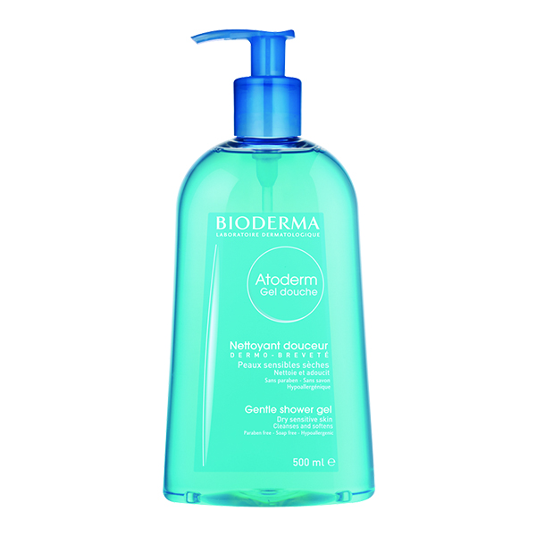Atoderm Gel Douche, 500 ml