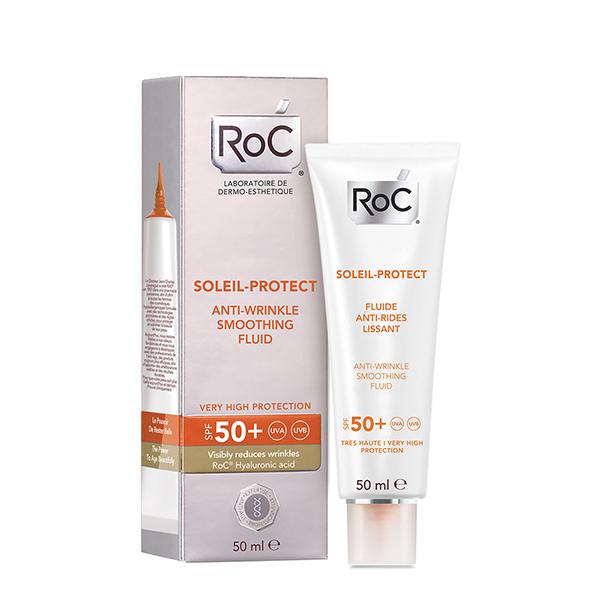 Soleil – Protect Fluid protiv bora i za zaštitu od sunca SPF50+