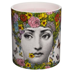 Large Scented Candle - Flora front