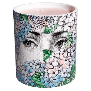 Large Scented candle - Ortensia front