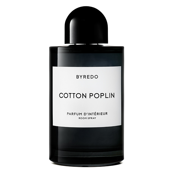 BYREDO Cotton Poplin room spray
