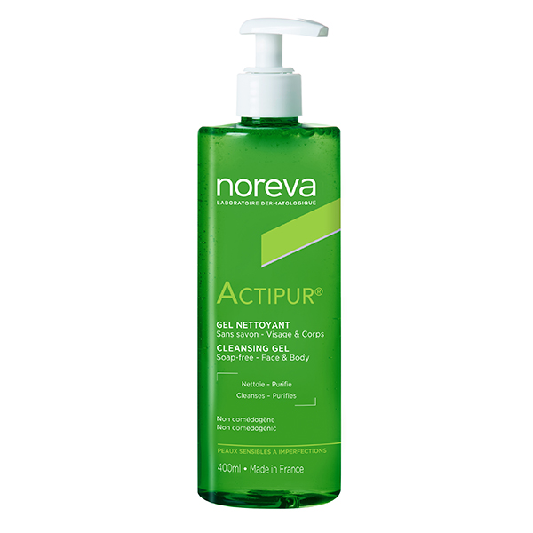 Noreva Actipur cleansing gel
