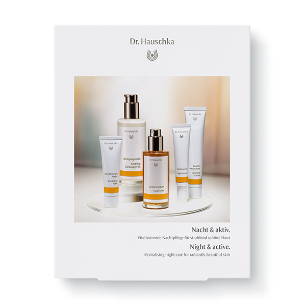 Dr. Hauschka Set Night & Active