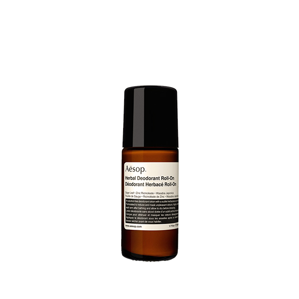 Herbal Deodorant Roll-On 50 ml