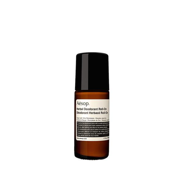 Herbal Deodorant Roll-On 50 ml