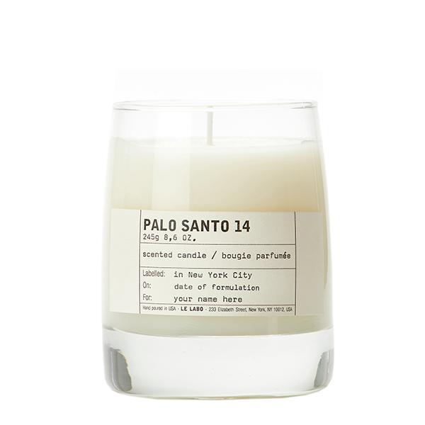 PALO SANTO 14 - CLASSIC CANDLE
