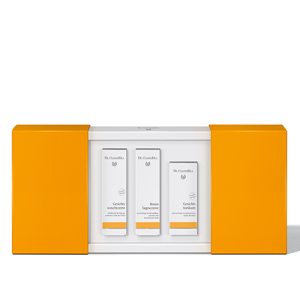 Dr. Hauschka Set Morning Greeting Face Care