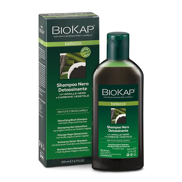 Detoxifying Black Shampoo