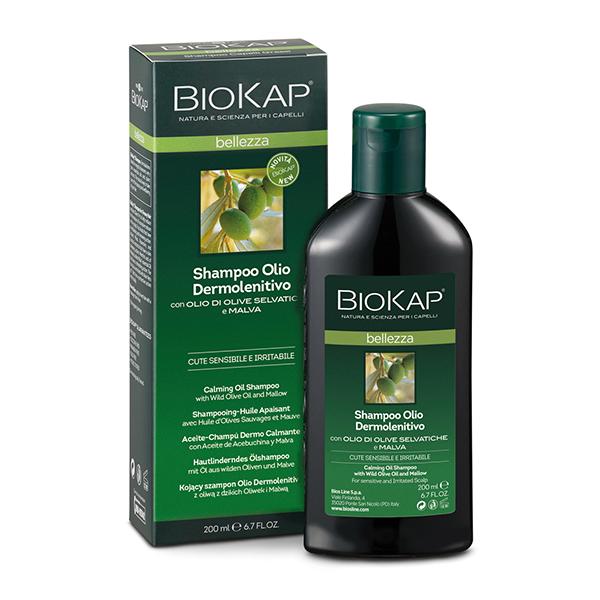 Shampoo Olio Dermolenitivo