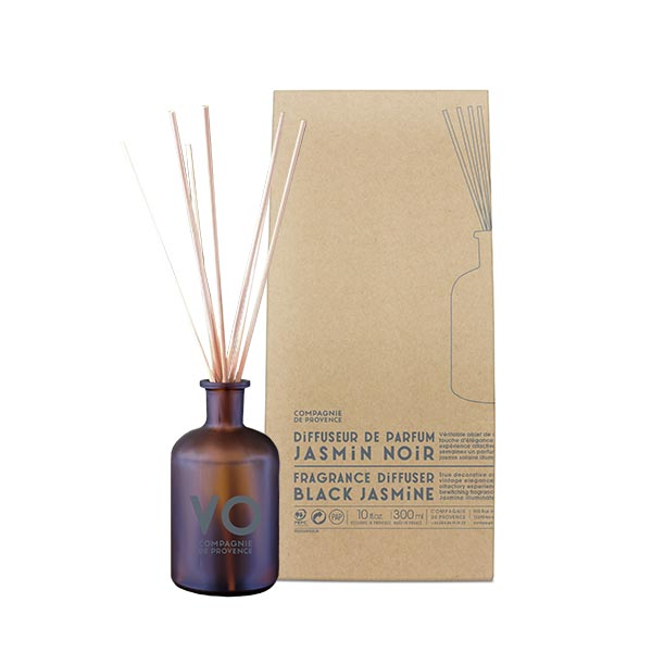 COMPAGNIE DE PROVENCE Fragrance Diffuser Black Jasmine 300ml