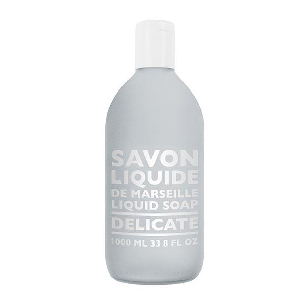 COMPAGNIE DE PROVENCE Liquid Marseille Soap 1l Delicate