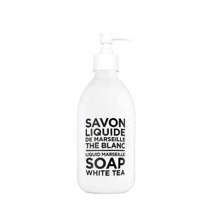 COMPAGNIE DE PROVENCE Liquid Marseille Soap 300ml White Tea