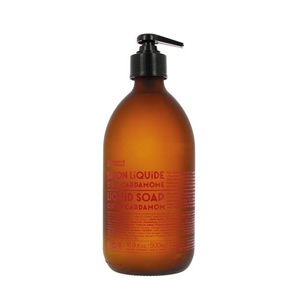 COMPAGNIE DE PROVENCE Liquid Marseille Soap 500ml Cistus Cardamom