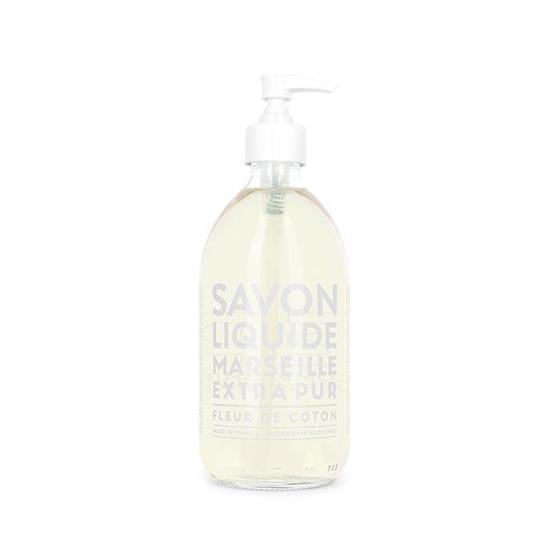 COMPAGNIE DE PROVENCE Liquid Marseille Soap 500ml Cotton Flower
