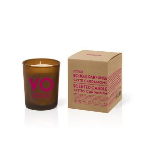 OMPAGNIE DE PROVENCE Scented Candle 190g Cistus Cardamom