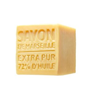 COMPAGNIE DE PROVENCE cube of marseille soap 400g
