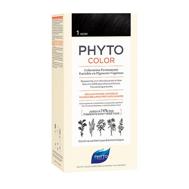 PHYTOCOLOR 1 Noir