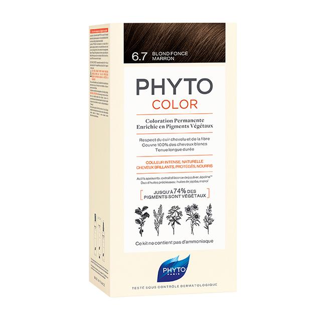 PHYTOCOLOR 6.7 Blond Foncé Mar
