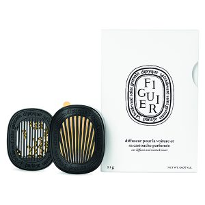 DIPTYQUE Parfumed Car Diffuser with Figuier