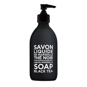 COMPAGNIE DE PROVENCE Liquid Marseille Soap Black Tea 500ml