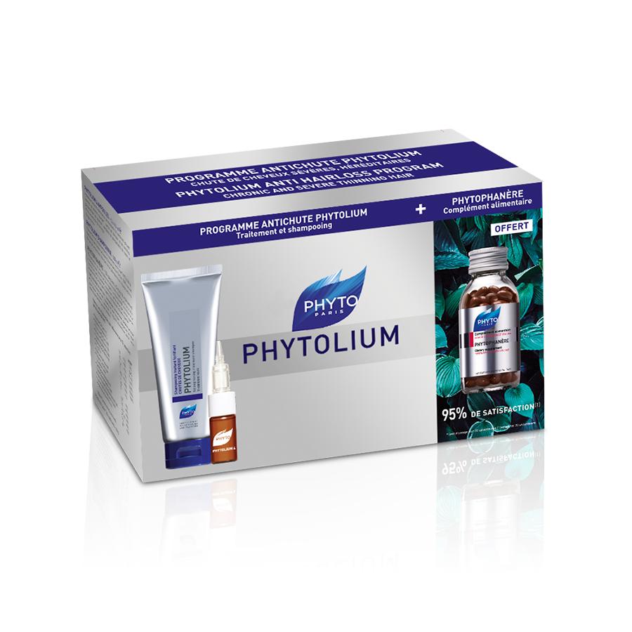 Phytolium set protiv opadanja kose za muškarce