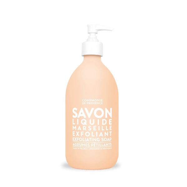 COMPAGNIE DE PROVENCE Exfoliating Liquid Marseille Soap 495ml