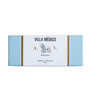 Incense, Box 125pcs, Villa Medicis