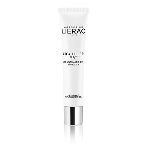 CICA FILLER - Matirajuća gel krema protiv bora za mešovitu kožu