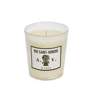 Scented Candle Rue Saint Honore