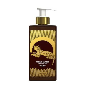 MEMO Paris -Shower Gel African Leather 250ml
