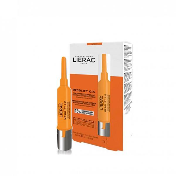 Mesolift C15 anti-age koncentrat za blistavost kože