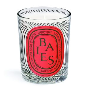Diptyque Dancing Ovals Baies Candle 190g