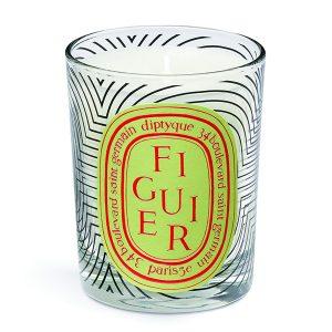 Diptyque Dancing Ovals Figuier Candle 190g