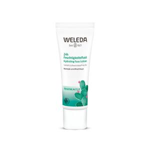 Weleda-Prickly-Pear-24h-Hydrating-Facial-Lotion---Kaktus-hidratantni-fluid-za-lice,-30-ml