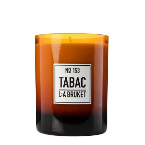 LA BRUKET 153 Scented Candle Tabac 260 g