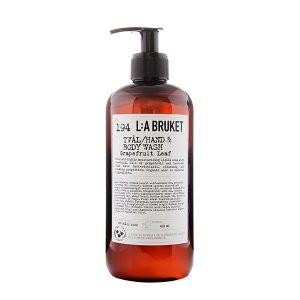 LA BRUKET 194 Hand & Body Wash Grapefruit Leaf 450 ml