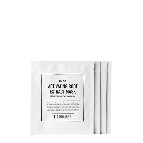 LA BRUKET 206 Activating Root Extract Mask 24 ml